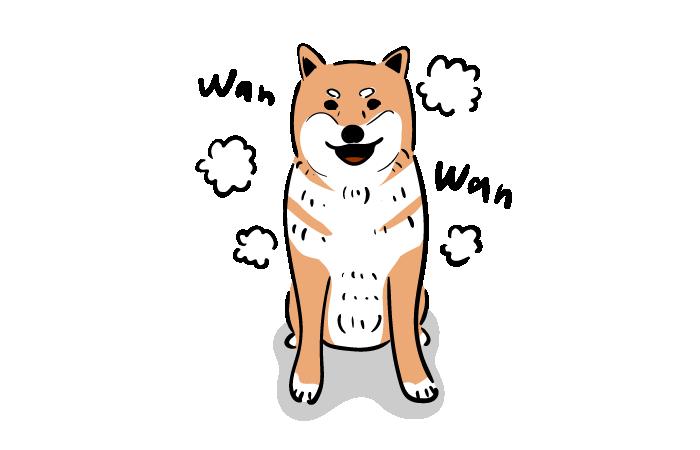 柴犬 イラスト かわいい 無料