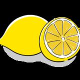 レモンの無料イラスト素材